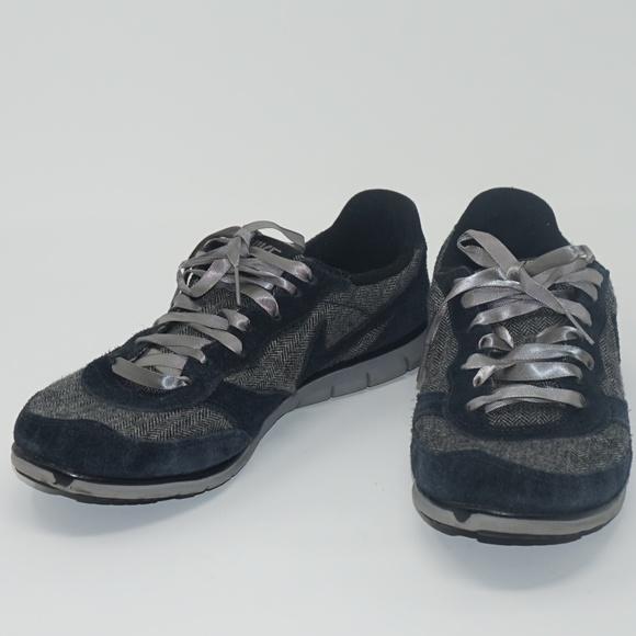 le scarpe nike eclissi movimento naturale nastro lace scarpe poshmark